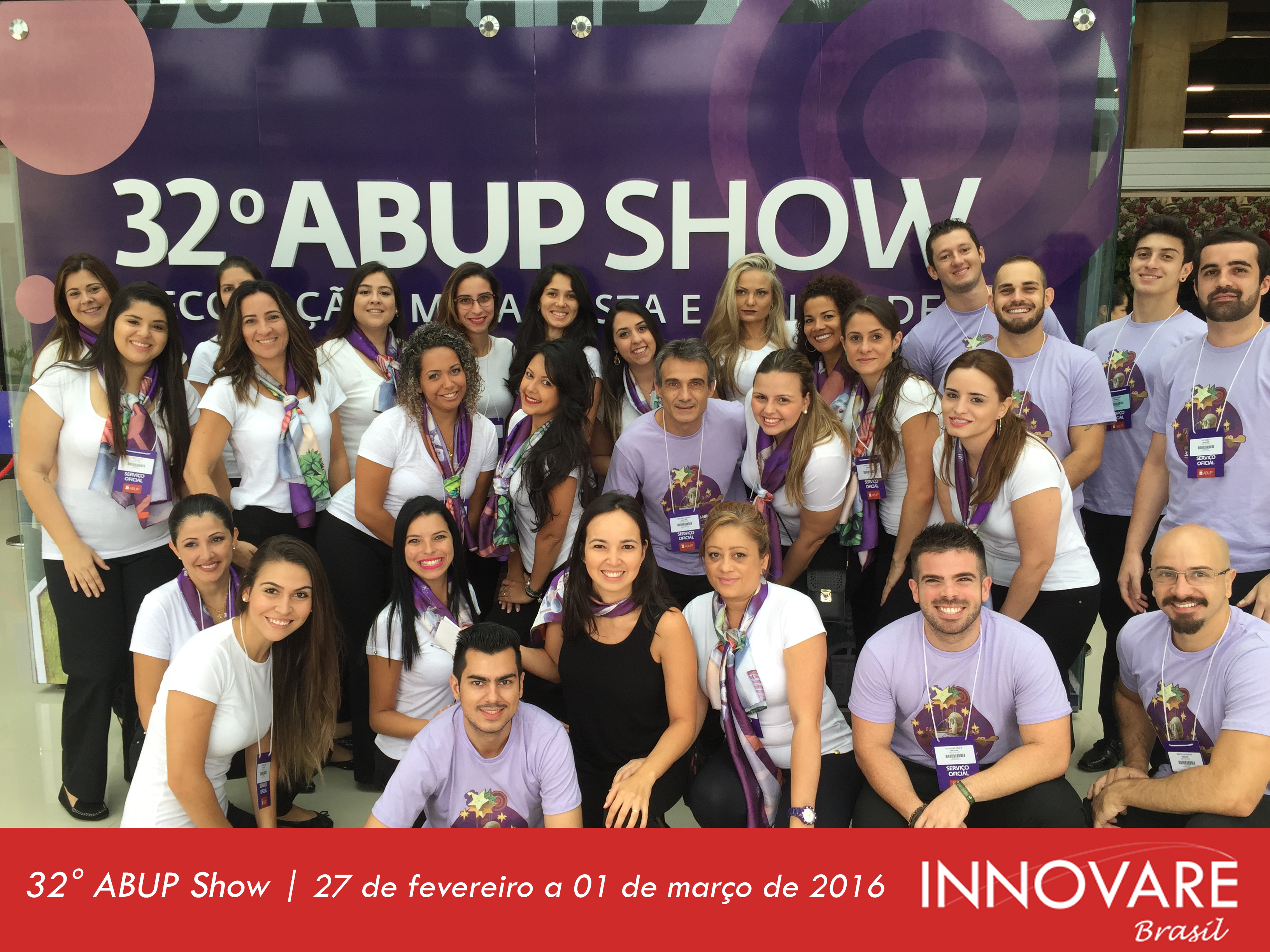 32° ABUP Show