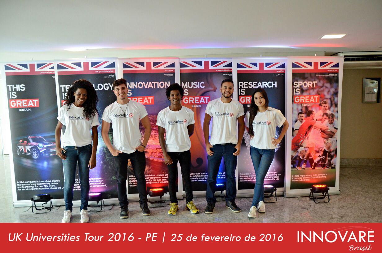 UK Universities Tour 2016